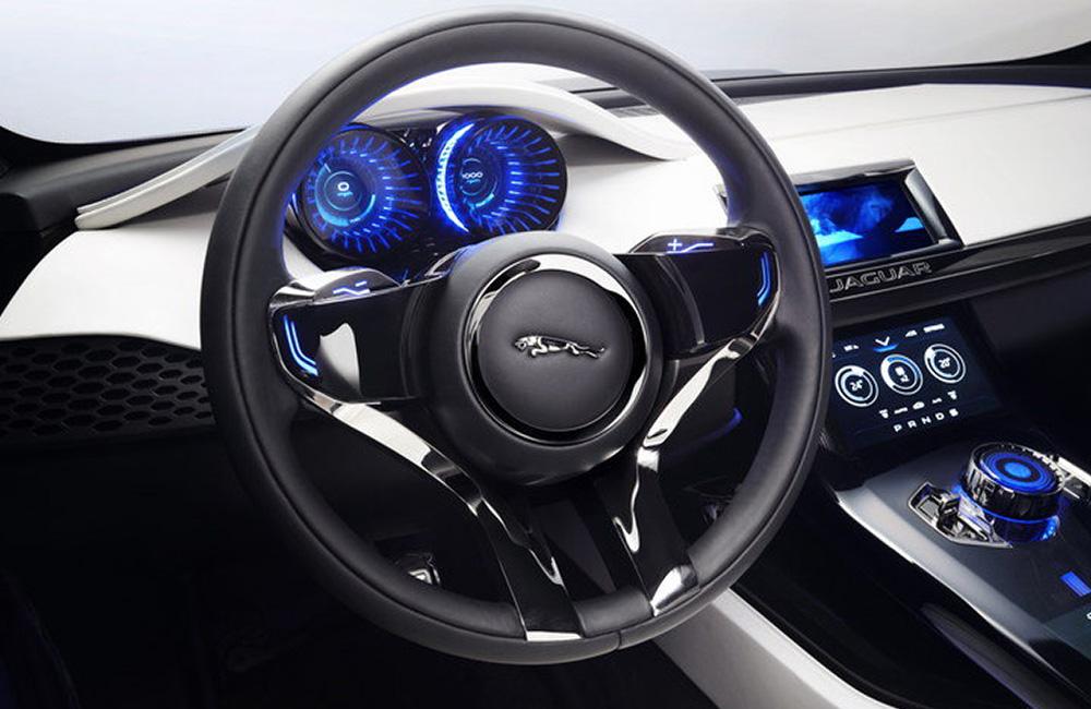 2013 | Jaguar C-X17 | Interior