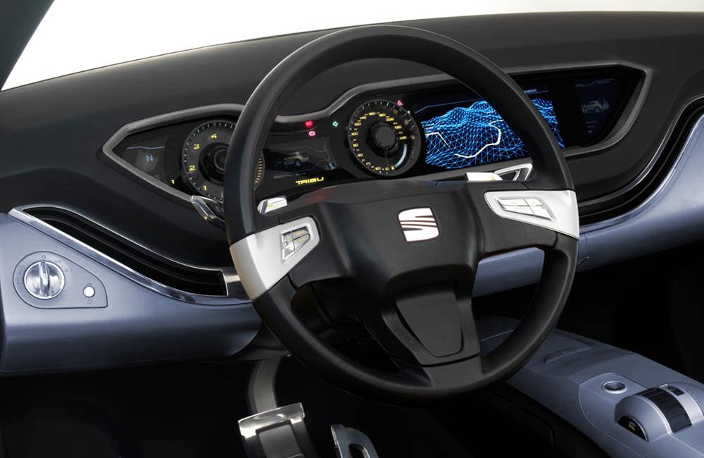 2007 | Seat Tribu | Interior IP System