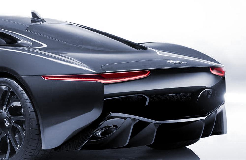2015 | Jaguar CX75 | Rear Lamps